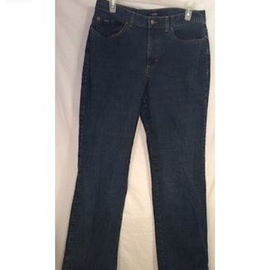 Izod Jeans - 🎀Ladies sz 10 5 pocket stretch dark Izod Jeans f5dca16d157e4